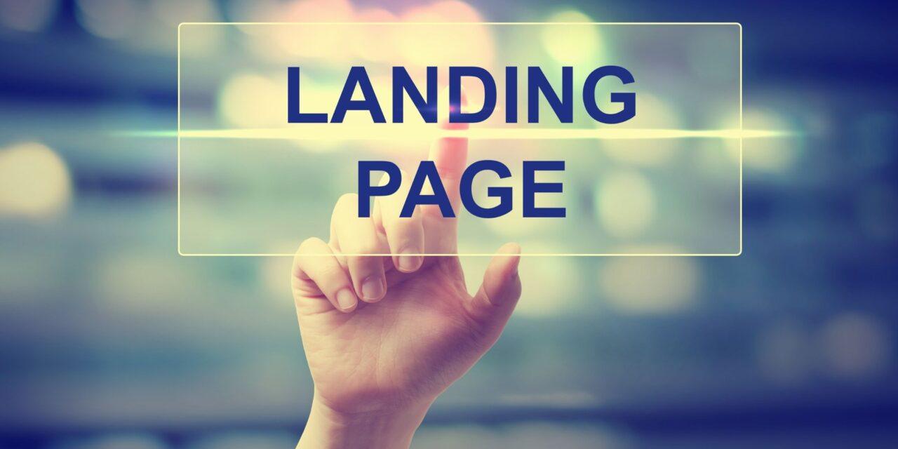 Landing page efficaci: quali caratteristiche devono avere?